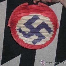 Militaria: FAROLILLO DE FIESTA NSDAP. Lote 32139314