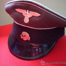 Militaria: GORRA OFICIAL SS. Lote 32926357