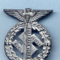 Militaria: III REICH. NORDMARK VORAN KIEL 1935. Lote 32394114