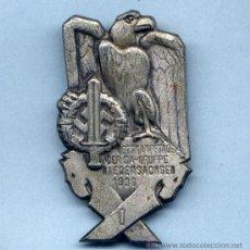 Militaria: INSIGNIA III REICH. SA. WEHRKAMPFTAGE DER SA GRUPPE NIEDERSACHSEN 1936. Lote 32394708