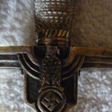 Militaria: DAGA PROTOTIPO HJ CON CADENAS III REICH. Lote 33205988