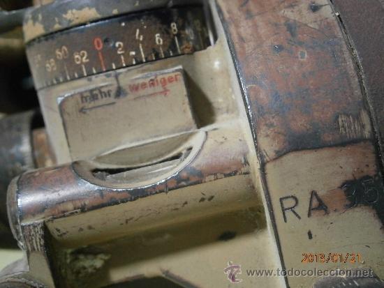 Militaria: Goniómetro alemán en caja - Foto 8 - 13527480