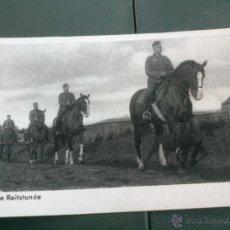 Militaria: POSTAL CIRCULADA. SOLDADOS. WEHRMACHT. AÑO 1942.VOLUNTARIO ESPAÑOL DIVISION AZUL.. Lote 46517784