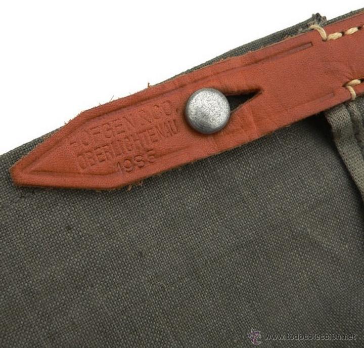 Militaria: WH/Pz. Cubierta Protectora M31 para la Marmita M31 - Foto 2 - 47332020