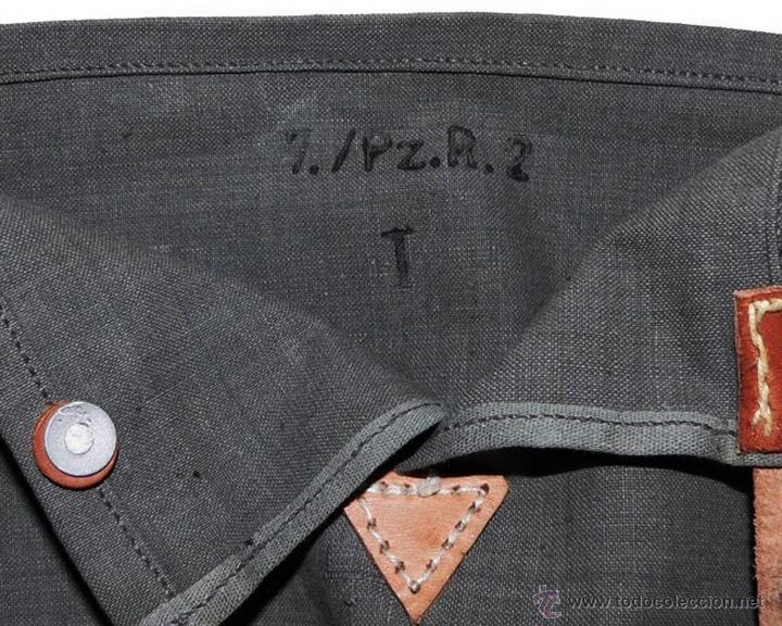 Militaria: WH/Pz. Cubierta Protectora M31 para la Marmita M31 - Foto 4 - 47332020