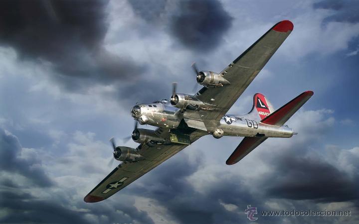 Militaria: Brújula del mítico bombardero Americano Boeing B-17. - Foto 2 - 49907200