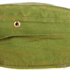 Militaria: GORRO DE CAMPAÑA DE TROPA Y SUBOFICIALES DE CABALLERÍA DEL AFRIKA KORPS. Lote 50863292