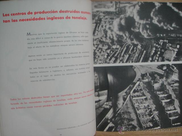 Militaria: el almirantazgo lamenta tener que comunicar... - 2ª guerra mundial año 1942 - Foto 5 - 51623697