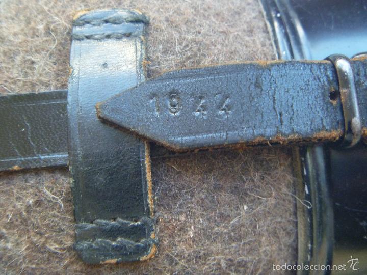 Militaria: 2ª GUERRA MUNDIAL : CANTIMPLORA ORIGINAL DEL EJERCITO DE ALEMANIA , FECHADA 1944 - Foto 2 - 56373597