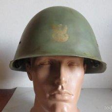 Militaria: CASCO POLACO WZ 31 INFANTERÍA. Lote 195041487