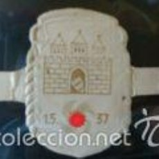 Militaria: CINTA ENTRADA CONFERENCIA 1935. Lote 58279104