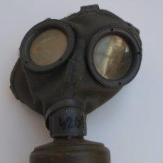 Militaria: MASCARA ANTIGAS ALEMANA WW2. Lote 62352996