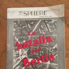 Militaria: LA BATALLA POR BERLÍN. Lote 68665673