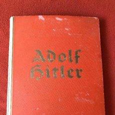 Militaria: ALBUM DE CROMOS 1936, FUHRER ADOLF HITLER, TERCER REICH,NAZI. Lote 71646787