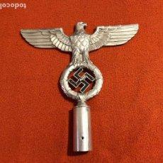 Militaria: PUNTA DE BANDERA DEL NSDAP RZM, TERCER REICH, ADOLF HITLER, FUHRER,NAZI. Lote 81002932