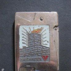 Militaria: MAUTHAUSEN - MECHERO - VER FOTOS-(V- 10.941). Lote 86157952