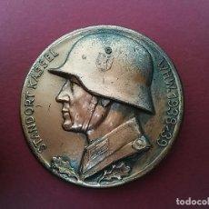 Militaria: ALEMANIA 2ª G.M.INSIGNIA DEL DÍA DEL EJÉRCITO DE 1939 DE LA WINTERHILSFWERK. WHW.. Lote 86806674