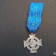 Militaria: MEDALLA CRUZ ALEMANA -25 AÑOS DE SERVICIO. Lote 155944262