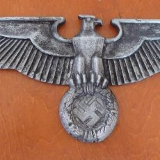 Militaria: GRANDE ÁGUILA DE WEHRMACHT FIRMADO RZM 1942 ORGINAL 100% DE , NAZI ALEMANIA EXTREMADAMENTE RARO !!!. Lote 96048416
