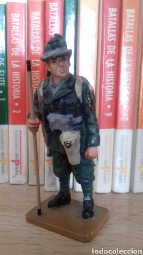 SOLDADO DE PLOMO SARGENTO 4 REGIMIENTO ALPINO 1940-43 (Militar - II Guerra  Mundial 6e01dd2fdf91