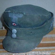 Militaria: GORRO DE WEHRMACHT FELDMUTZE GEBIRGSJAGER 1939 AÑO,ORGINAL DE EPOCA 100%, TERCER REICH. Lote 95710611
