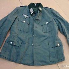 Militaria: TERCER REICH WEHRMACHT . GESCHMÜCKTE FELDBLUSE DE TENIENTE DE INFANTERÍA DE LA WEHRMACHT ORGINAL. Lote 95715919
