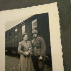 Militaria: FOTOALBUM PERTENECIENTE OBERGEFREITEN FELDMÜLLER. Lote 96219258