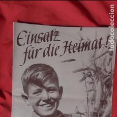 Militaria: 16 EJEMPLARES REVISTA JUVENTUDES HITLERIANAS JUGEND UND HEIMAT. TERCER REICH ORIGINAL. Lote 98781963