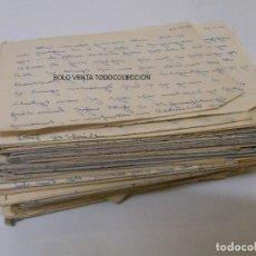 Militaria: LOTE DE 20 CARTAS FELDPOST ALEMANAS SEGUNDA GUERRA MUNDIAL VARIOS AÑOS I. Lote 101183783