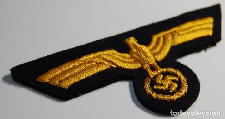 Militaria: DISTINTIVO PECHO de TRAJE de GALA de OFICIAL JEFE.KRIEGSMARINE del TERCER REICH..2ª GUERRA MUNDIAL. - Foto 2 - 106187355