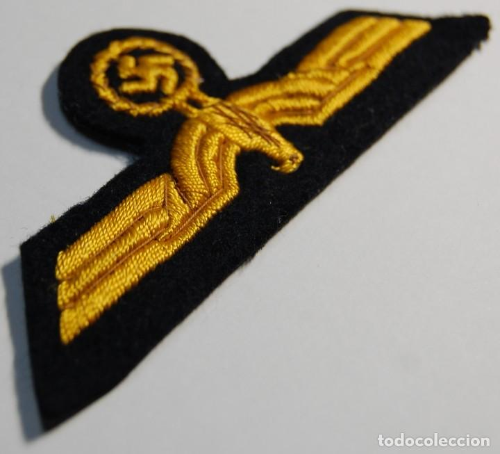 Militaria: DISTINTIVO PECHO de TRAJE de GALA de OFICIAL JEFE.KRIEGSMARINE del TERCER REICH..2ª GUERRA MUNDIAL. - Foto 4 - 106187355