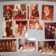 Militaria: DIVISION AZUL LOTE 12 FOTOS DIVISIONARIO MEMORIABLAU CAMPAÑA RUSIA 1941 MULTI CONDECORADO. Lote 107652527