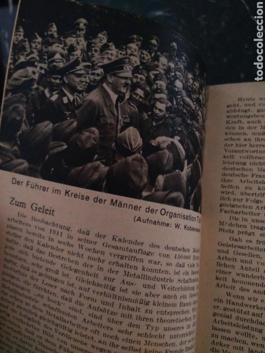 Militaria: Calendario 1942 D.A.F - Foto 4 - 113555772