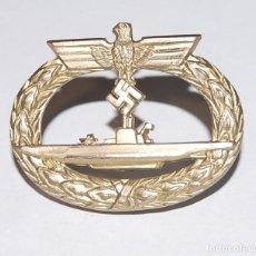 Militaria: INSIGNIA U-BOOTS 1939-1945. Lote 114032411