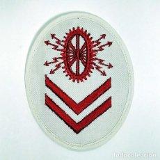 Militaria: KRIEGSMARINE - PARCHE INSIGNIA ELEKTROTECHNIK III - ELECTRONICO III - U-BOOT - U-BOAT - DISTINTIVO. Lote 115253583