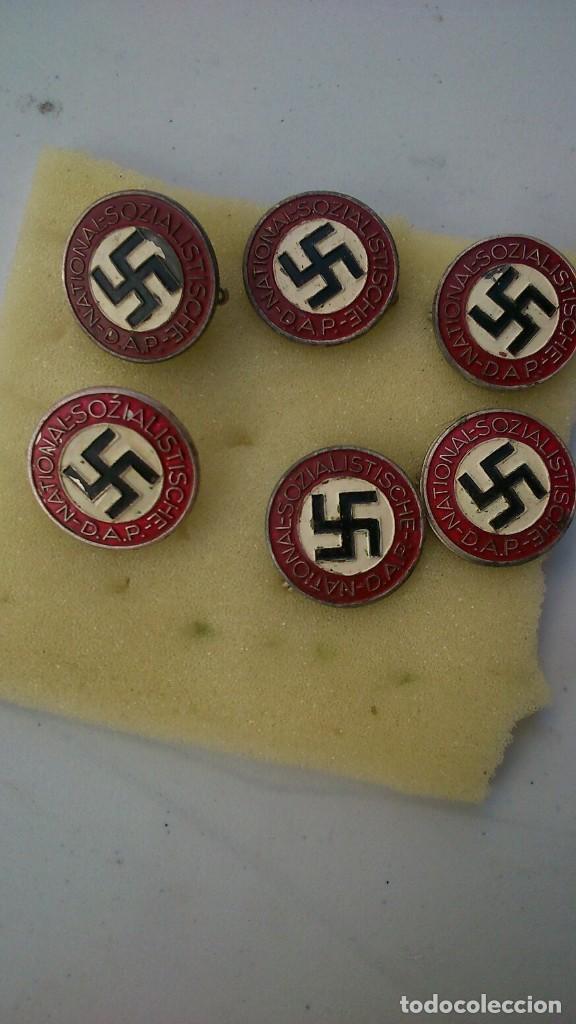 DISTINTIVO NSDAP (Militar - II Guerra Mundial)