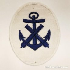 Militaria: KRIEGSMARINE - PARCHE INSIGNIA FEUERWERKSMAAT - ARTIFICIEROS - U-BOOT - U-BOAT - DISTINTIVO. Lote 117419063