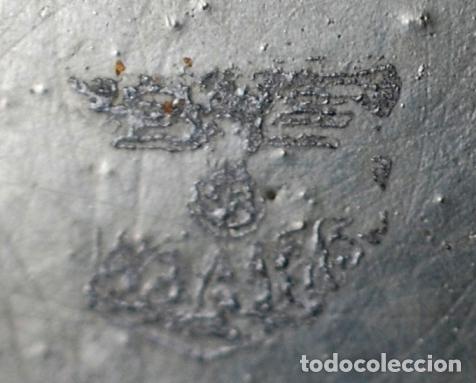 Militaria: Granada de Palo alemana M24 de 1943 marcada K, con Manufactura FCC - Foto 8 - 121070519