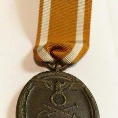 Militaria: MEDALLA ALEMANA DE MURO ATLÁNTICO. Lote 130923155