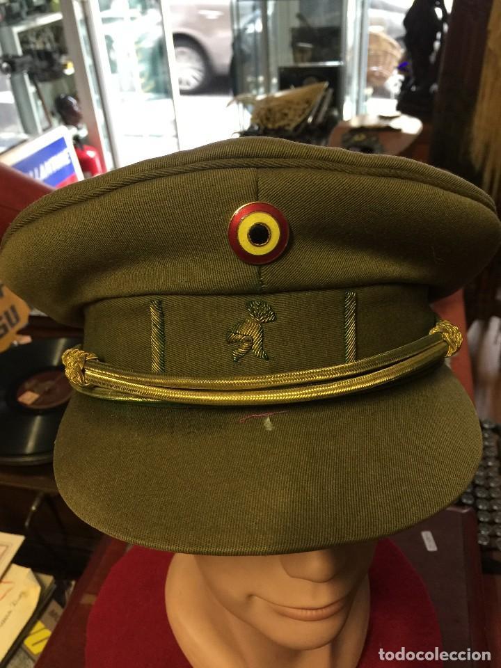 MILITAIRE CAP BELGIUM II GM (Militar - II Guerra Mundial)