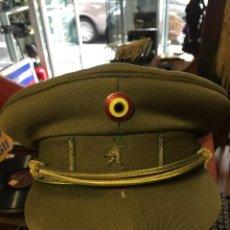 Militaria: MILITAIRE CAP BELGIUM II GM. Lote 122699091