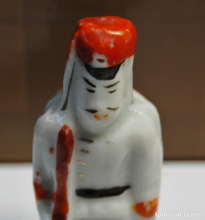 Militaria: JUGUETE PATRIOTICO INFANTIL DE CERAMICA DE JAPON.SEGUNDA GUERRA MUNDIAL. - Foto 2 - 125329119