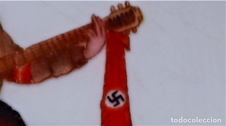 Militaria: II GUERRA MUNDIAL,PLATO DE CERAMICA JUVENTUDES HITLERIANAS AÑO 1937,III REICH,ADOLF HITLER,ALEMANIA - Foto 5 - 33707060