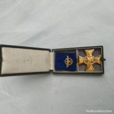 Militaria: MEDALLA ALEMANA DE POLICÍA. Lote 129601515