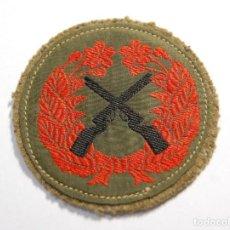 Militaria: RARISIMO DISTINTIVO DE FRANCOTIRADOR JAPONES DE LA SEGUNDA GUERRA MUNDIAL.LUJO.. Lote 132758810