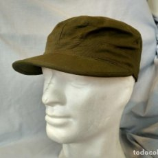 Militaria: USA - 2ª GM - GORRA FAENA - FECHADA 1944 - IMPECABLE. Lote 139456230