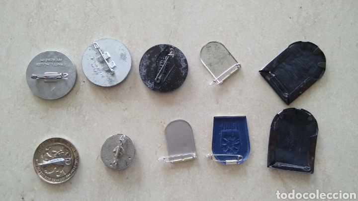 Militaria: Lote de 10 tinnies - Foto 2 - 139599961