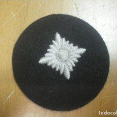 Militaria: PARCHE SOLDADO DE PRIMERA, SCHÜTZE, CARROS O SS. Lote 171274524