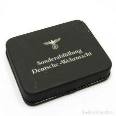 Militaria - Caja Metálica Deutsche Wehrmacht Original - 144592860