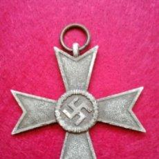 Militaria: MEDALLA CONDECORACIÓN ALEMANA.ORDEN AL MÉRITO SIN ESPADAS.WWII. Lote 143744954